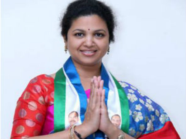Ys Jagan Suspends Butta Renuka From Ysrcp