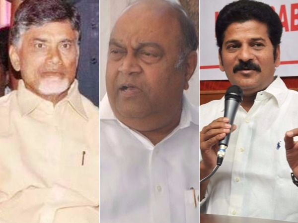 Top Leaders From Mahaboobnagar Jumps Outside From Tdp What Is The Reason