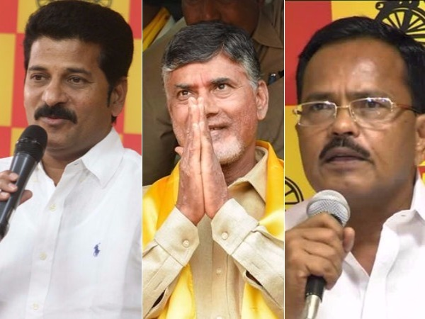 Is Chandrababu Supports Revanth Reddy Again