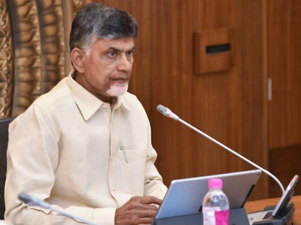 Chandrababu Naidu Dissatisfied About Intintiki Tdp Programme In Kadapa