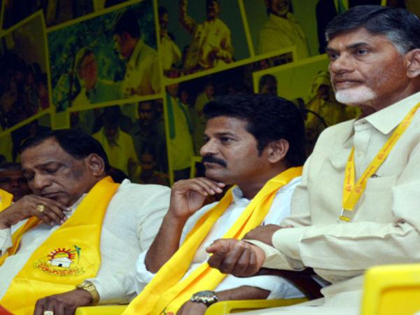 Crisis Telangana Tdp Over Tie Up