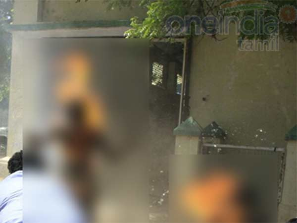 Torture: 4 family set themselves ablaze at Tirunelvli DC office in Tamil Nadu