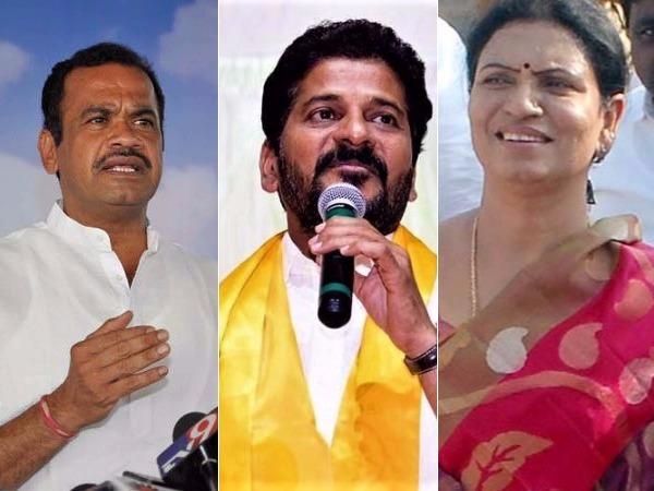రేవంత్తో విభేదాల్లేవ్: ఓకే చెప్పిన డీకే, నో కామెంట్ అని కోమటిరెడ్డి
