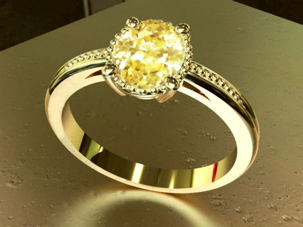 astrologer tells about rings and Gems