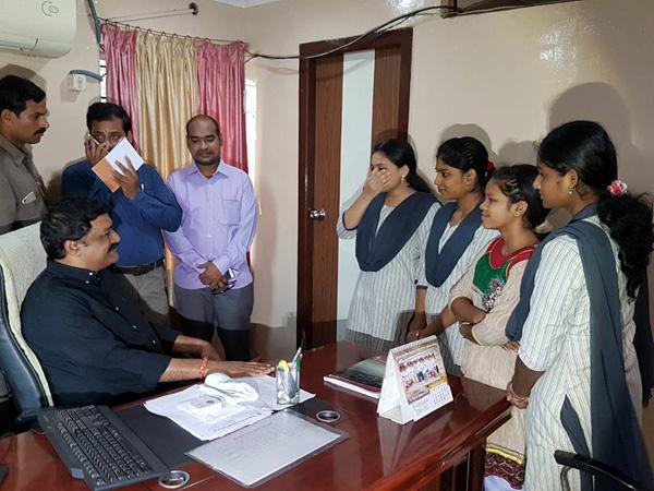 Ganta Srinivasa Rao Warned Colleges On Students Suicide Issue