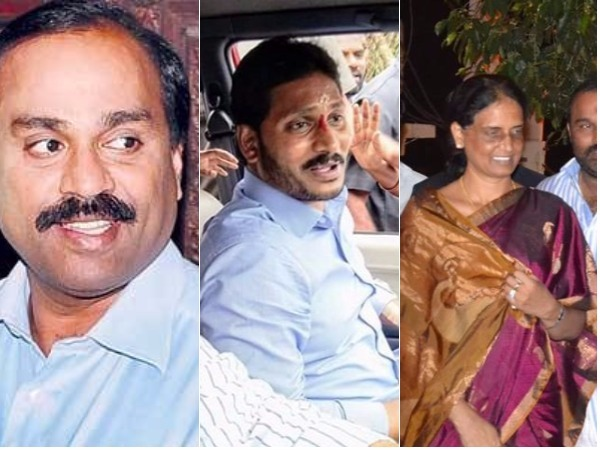 ys jagan mohan reddy attends nampally cbi court over disproportionate assets