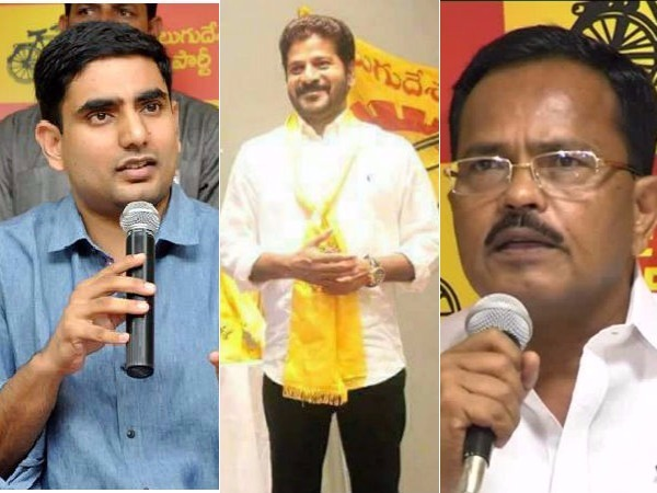 Nara Lokesh Enquiries On Revanth Reddy Party Change Issue