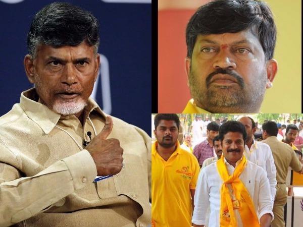 Chandrababu Naidu Asks Revanth Reddy Issue