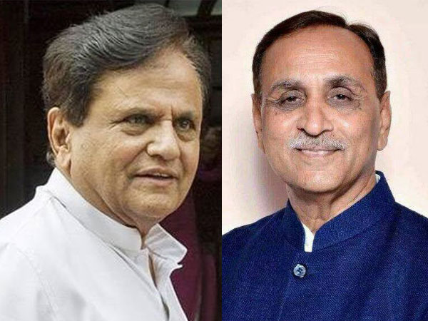 Gujarat CM Vijay Rupani links ISIS terrorist with Ahmed Patel, Congress says 'Completely baseless'