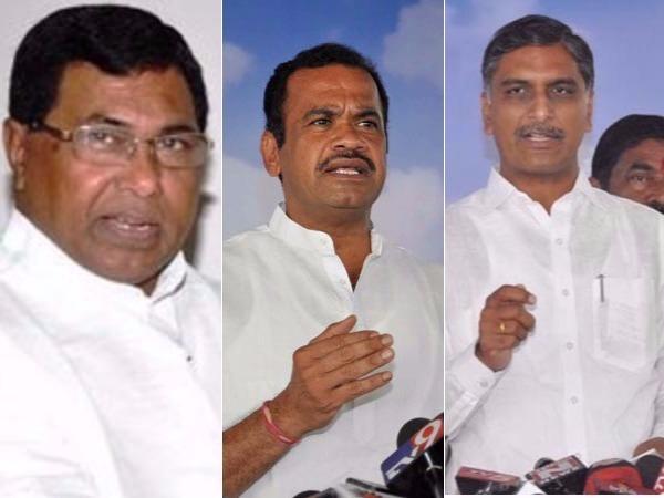 Jana Reddy Komatireddy Fires At Telangana Government
