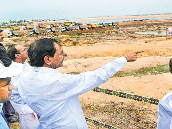 Ministry of Environment, Forest and Climate Change Government of India gives green signal to kaleshwaram project