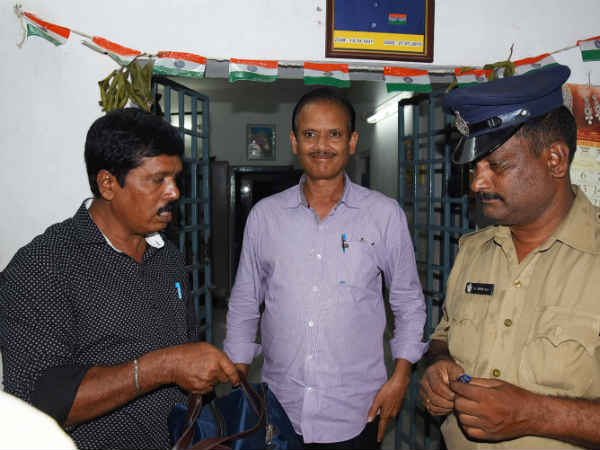 Ap Municipal Department Gives Clean Chit Former Town Planning Director Raghu