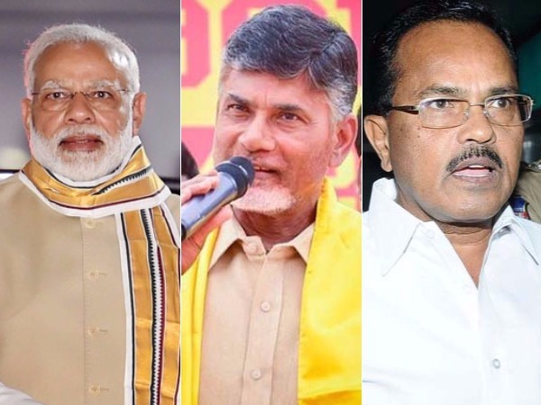 Chandrababu Naidu May Ask Bjp Leaders Over Governor Post Tdp Leader