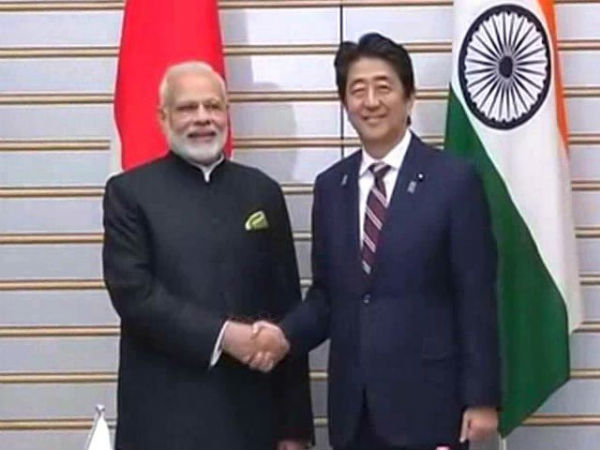 Modi wishes Abe on re-election, hopes to strengthen India-Japan ties