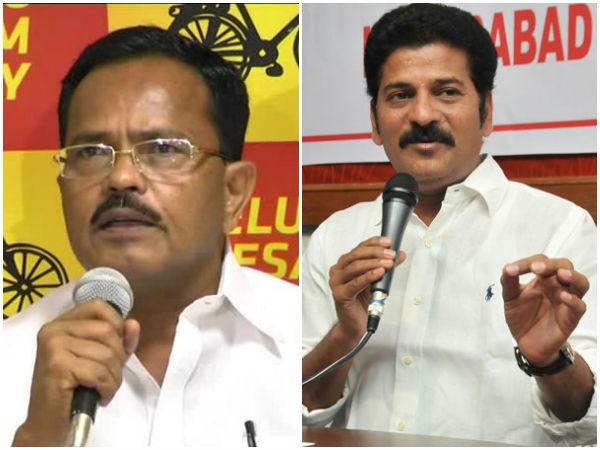 మోత్కుపల్లికి రేవంత్ షాక్:' నన్ను ప్రశ్నించే అధికారం లేదు', 'అతనో చీడపురుగు'