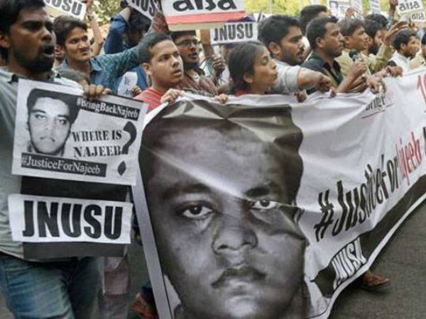 Complete lack of interest by CBI in missing JNU student Najeeb Ahmed case: Delhi High Court