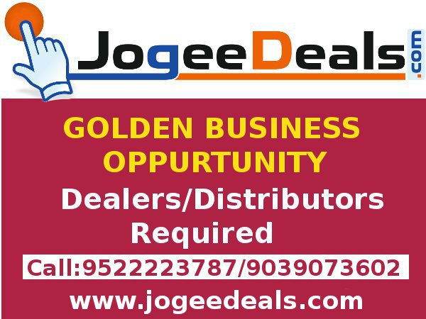 e-commerce company Jogee Deals teleshopping requires distributors