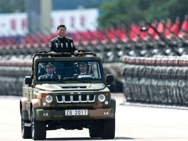 Xi Jinping Orders China's Army To Be Combat-Ready As He Starts New Term
