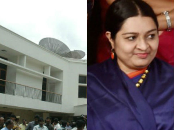 Jayalalithaa S Niece Moves Hc On Poes Garden Notice Issued Tn Govt