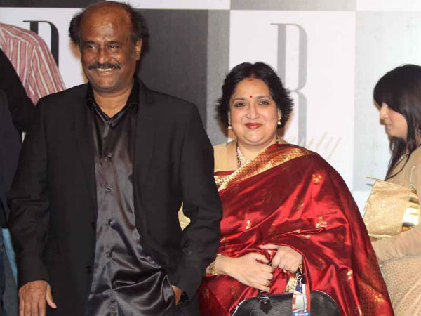 Rajinikanth's wife Latha suse Chennai Corporation over rent hike