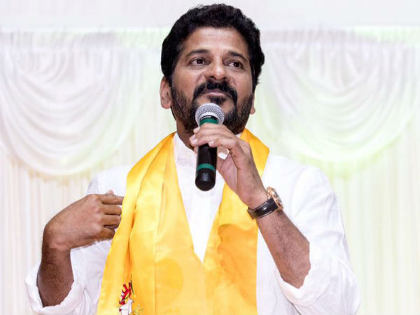 Revanth Reddy Embarrassed With Motkupally Comments