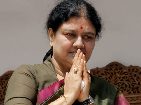 What Is Vk Sasikala Natarajans Move After Get Parole