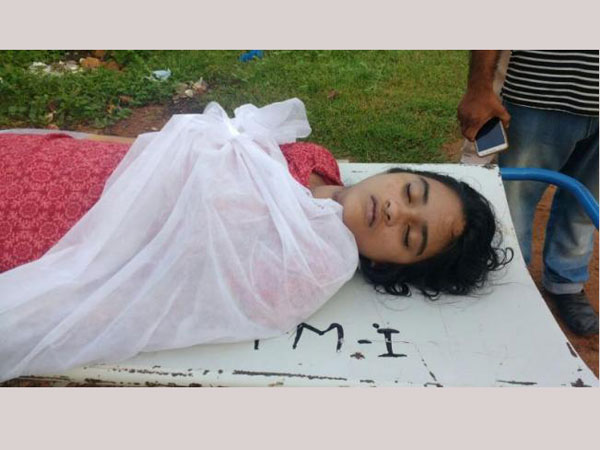 A Inter Girl Student Allegedly Committed Suicide