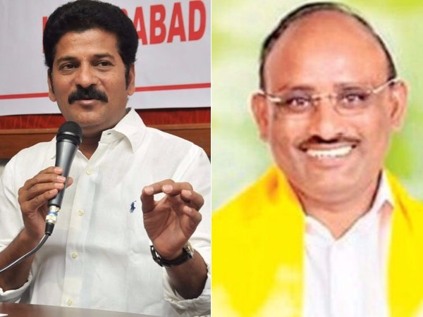 Putta Sudhakar Gained Big Contracts Via Political Connections Alleges Revanth