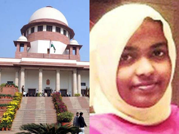 Kerala Love Jihad: Present Hadiya before us on November 27, 3 pm says SC
