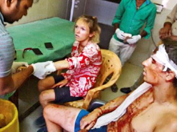 Swiss couple attacked in Fatehpur Sikri: 5 arrested, UP govt condemns incident