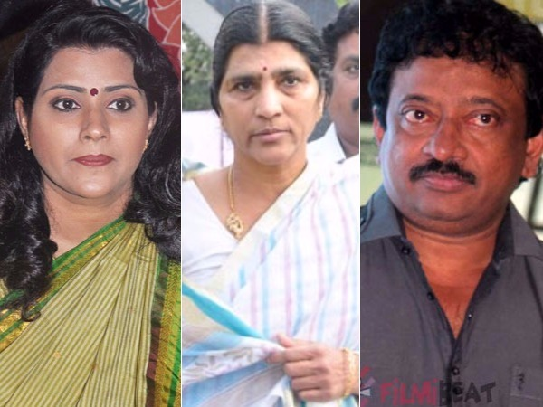 Vani Viswanath Lashes At Varma Laxmi Parvathi Reveals Many