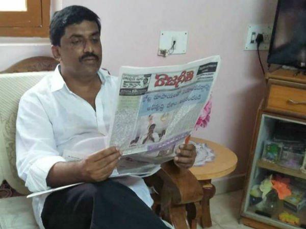 Kiran Kumar Reddy Brother Joins Telugudesam