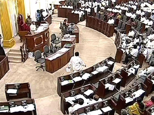 Key bills passed in AP Assembly