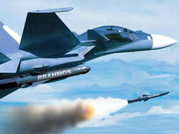 With Brahmos Missile Air Force Can Hit Enemy Ship Minutes