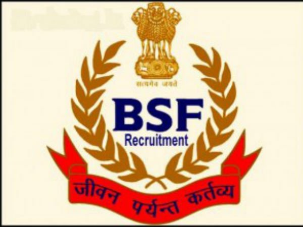 BSF Recruitment 2017 Apply For 196 Constable Vacancies