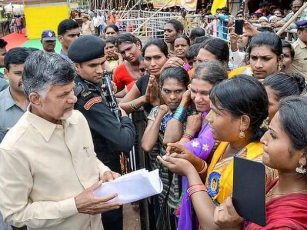 LGBT community plans to build temple for Chandrababu Naidu