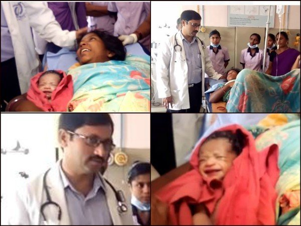 Karnataka Private Hospital Doctors Strike Dr Manohar Saves Pregnant