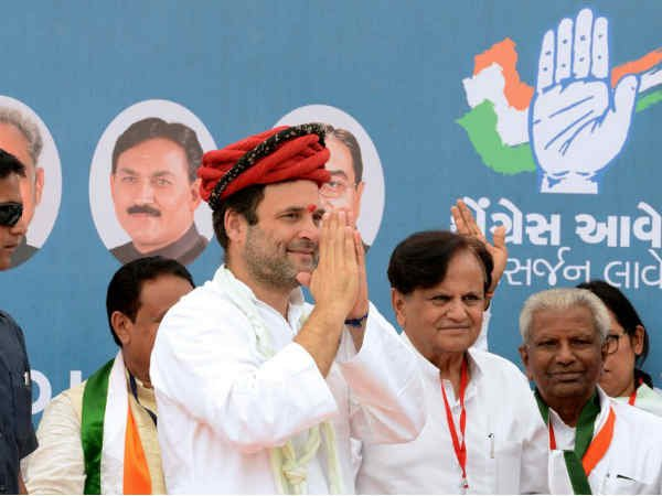 Party may take final call on Monday on Patel quota: Gujarath Congress leader