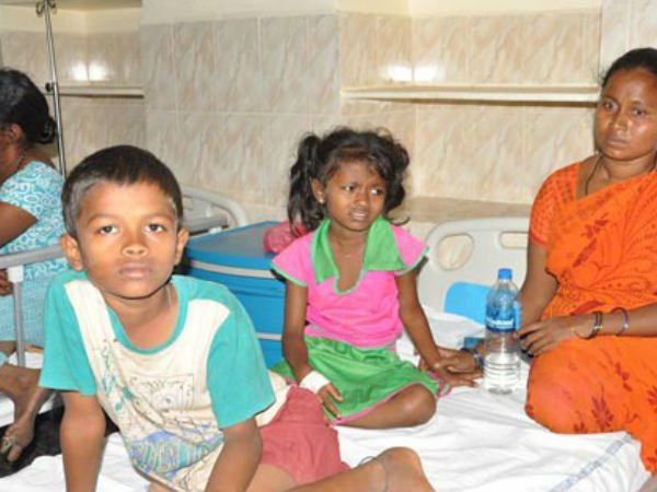 40 people taken ill by contaminated water in guntur