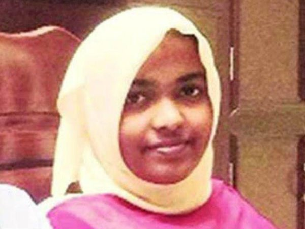 hadiya, Want to meet my husband, but I am still not free