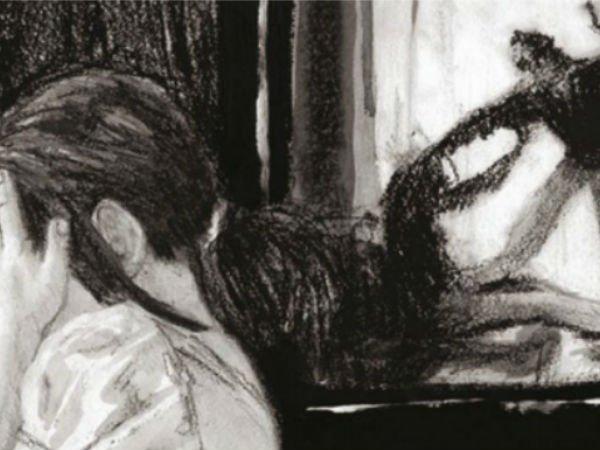 పెళ్లయిన వారానికే: ఆత్మహత్య చేసుకోమని భర్త, కోరిక తీర్చమని మరిది.. వివాహితకు టార్చర్!