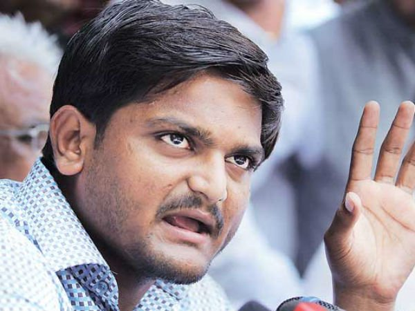 My Movement Has Full Support Keshubhai Hardik Patel