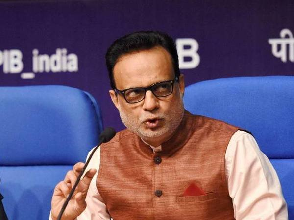 Government names Hasmukh Adhia as Finance Secretary of India
