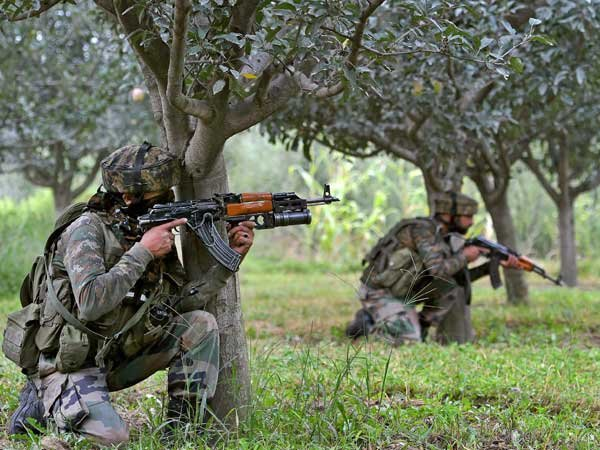 J&K: Three terrorists killed during encounter with security forces in Pulwama