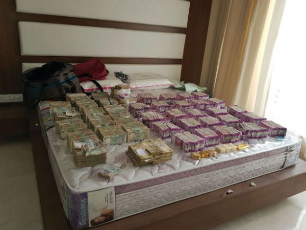 I-T raids on Goldstone Prasad and family assets