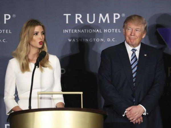 Real Role Model Trump S Loving Daughter Ivanka Trump