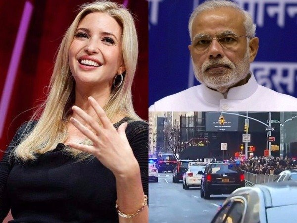 Do Not Carry Weapons To Summit Ivanka Security Orders Indian Security