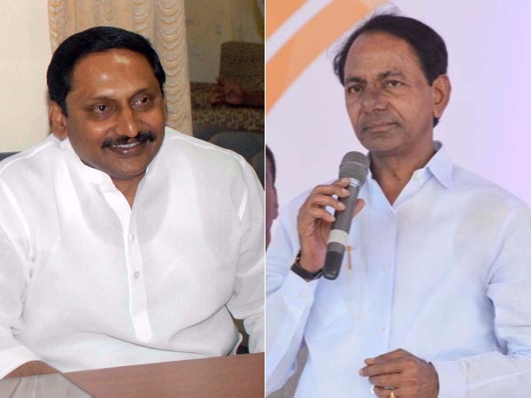 Kiran Reddy and Rosaiah better than KCR: Dasoju Sravan