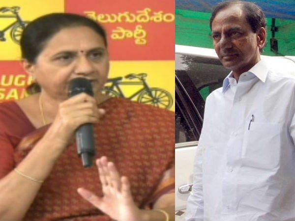 ఉమా మాధవరెడ్డి: 'టిఆర్ఎస్కు నో చెప్పడానికి కారణమిదే, ఆలోచిస్తా'