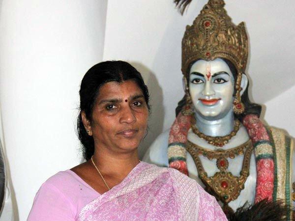 Kethireddy Fires At Laxmi Parvathi